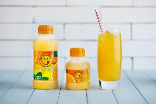 Fresh Orange Juice 1