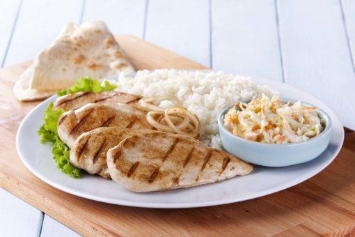 Chicken Submarine Meal 1