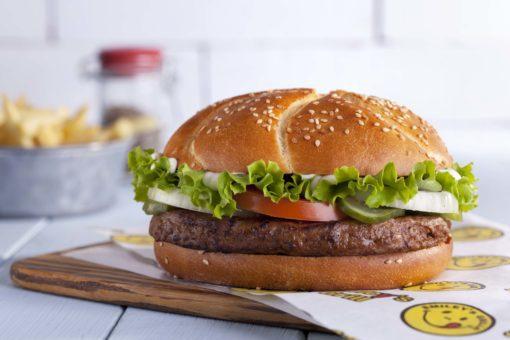 Smiley Burger 1