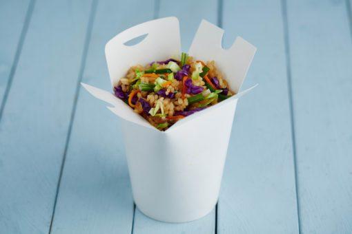 Veggie Fried Rice 1