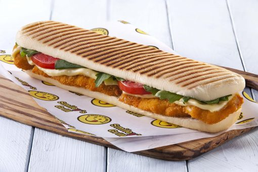 Pane Chicken Panini 1