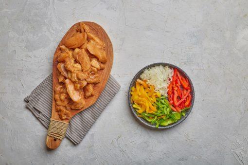 Chicken Fajita Kit 1