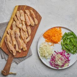 Chinese Chicken Stir Fry Kit 3