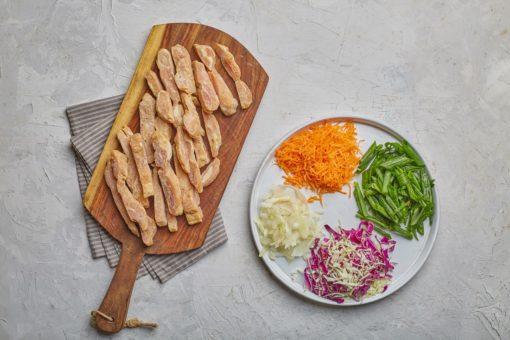 Chinese Chicken Stir Fry Kit 2