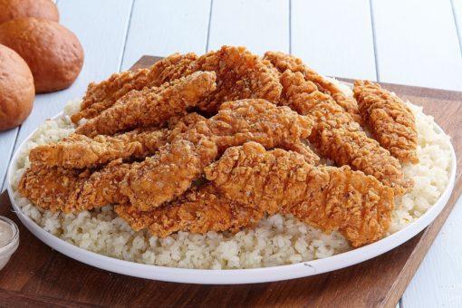 Crunchy Chicken Spicy (500gm) 1