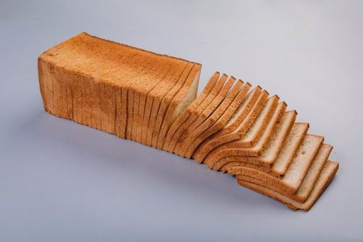 White Bread Toast 12cm*12cm (10 Slices) 1