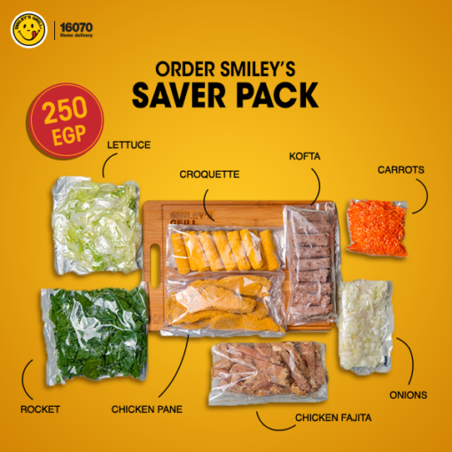 Smiley's Home Foods Saver Pack 1