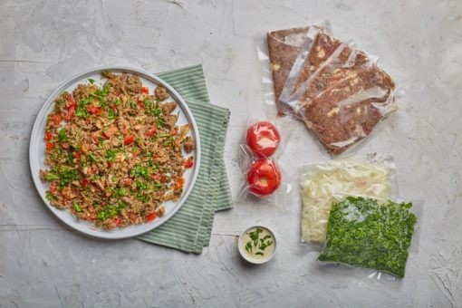 Beef Shawerma Kit 3