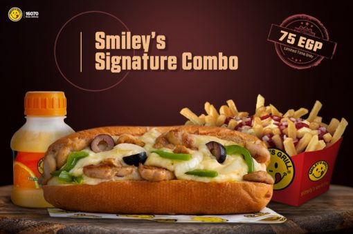 Smiley's Signature Combo Offer 1